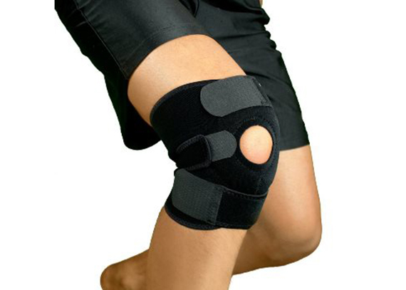 Neoprene Knee Support orthopedic Support, Open Patella
