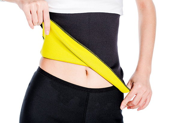 Neoprene hot shaper, waist belt, waist corset